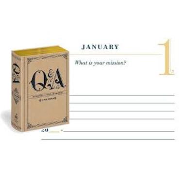 Q&A Day Journal