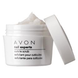 Avon Nail Experts Cuticle Scrub