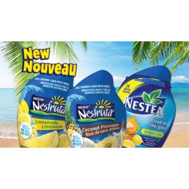 Nestle Nesfruta Coconut Pineapple