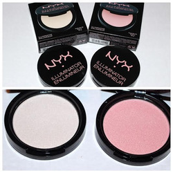 NYX Face Illuminators Enigmatic & Ritualistic