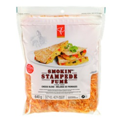 PC Smokin' Stampede Cheese Blend