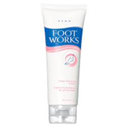 Avon Foot Works Pamper Deep Moisture Cream