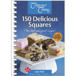Jean Paré Company's Coming 150 Delicious Squares