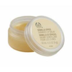 The Body Shop Vanilla Spice Shimmer Lip Balm