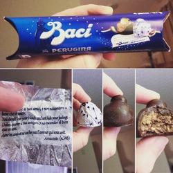 Baci Perugina Chocolates