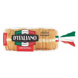 D'Italiano Thick Slice Bread