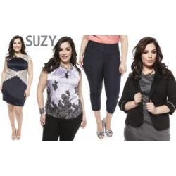Suzy Shier Plus Size Collection 2015