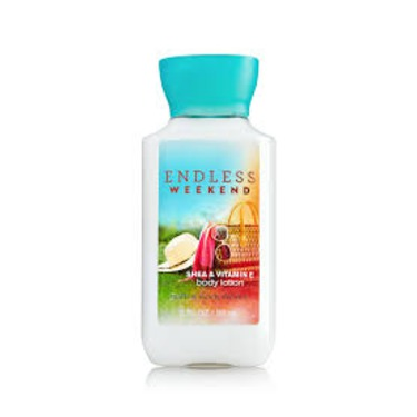 Bath & Body Works Endless Weekend Fragrance