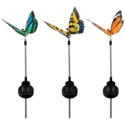 Canadian Tire Butterfly Solar Lights
