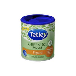 Tetley Green Tea Plus Figure