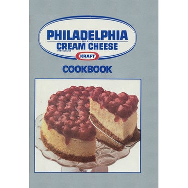 Philadephia Cream Cheese Cookbook
