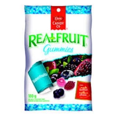 Dare Real Fruit Gummies Superfruits