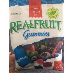 Dare Real Fruit Gummies Superfruits