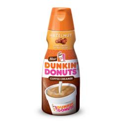 Dunkin Donuts Hazelnut Creamer