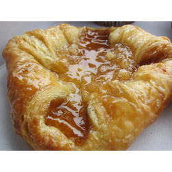Tim Horton's Caramel Apple Danish