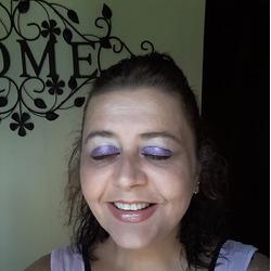 CoverGirl Purple Eyeshadow Quad