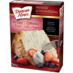 Duncan Hines Angel Food Cake Mix