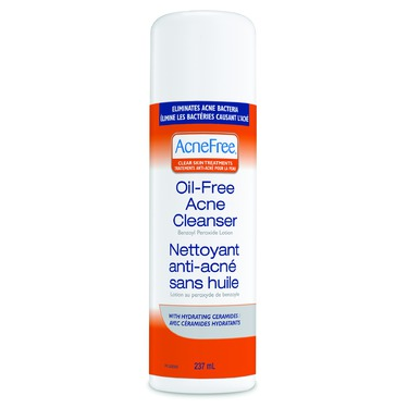 Acnefree Oil Free Acne Cleanser Reviews In Blemish Acne Treatments