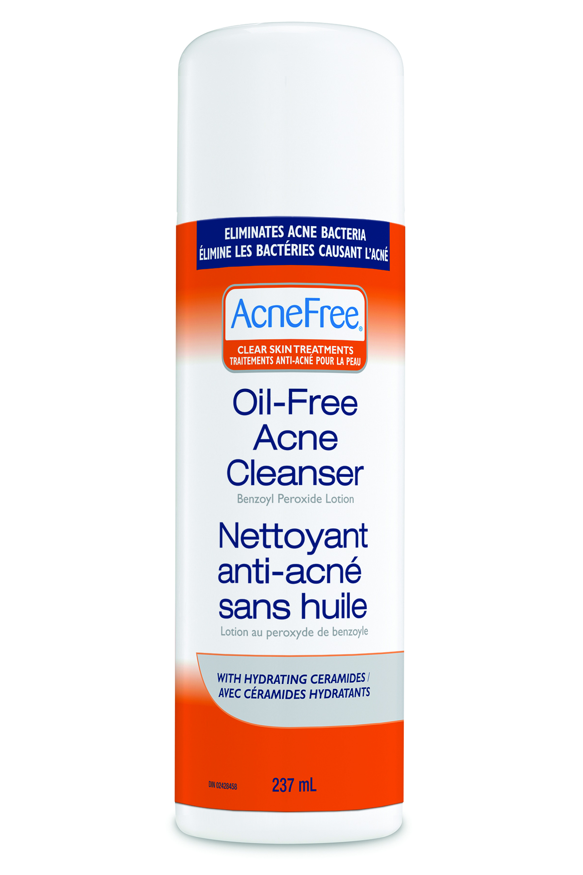 AcneFree Oil-Free Acne Cleanser reviews in Blemish & Acne ...