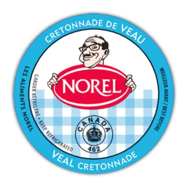 Norel - Cretonnade de veau