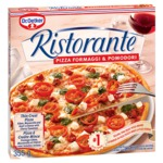 Dr. Oetker Ristorante Pizza Formaggi & Pomodori