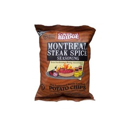 Covered Bridge Kettle Chips - Montreal Steak Spice
