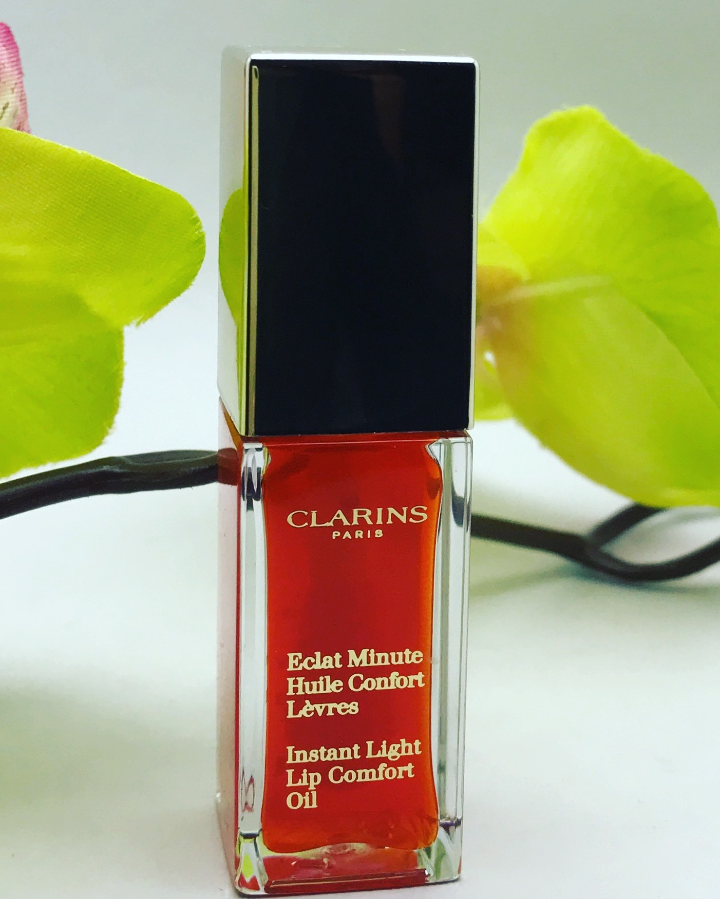 Clarins Instant Light Lip Comfort Oil Reviews In Lip Gloss