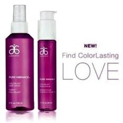 Arbonne Pure Vibrance Colorlast Hair Serum