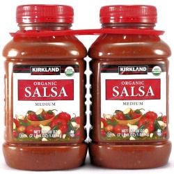Kirkland Organic Salsa