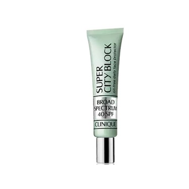 Clinique Super City Block Oil-Free Daily Face Protector Broad Spectrum 40 SPF
