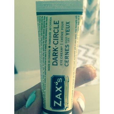 Zax's Dark Circle Eye Cream