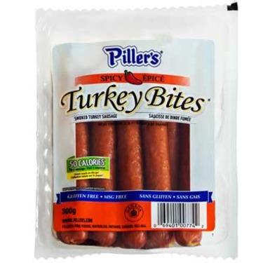 Piller's Spicy Turkey Bites
