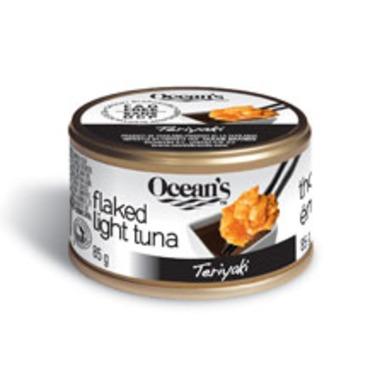 Ocean's Flaked Light Tuna - Teriyaki