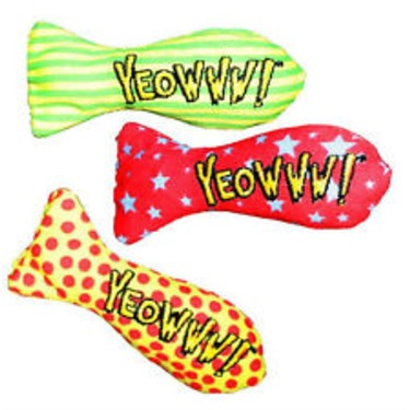 Yeowww Cat Nip Toys