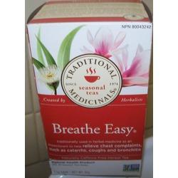 Traditional Medicinals- Breathe Easy Tea