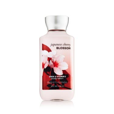 Bath & Body Works Japanese Cherry Blossom Body Lotion