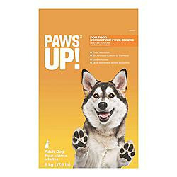 Paws Up! Dog Food