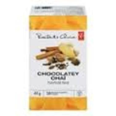 President's Choice Chocolatey Chai Herbal Tea