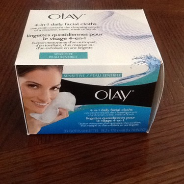 Olay 4-in-1 Daily Facial Cloths