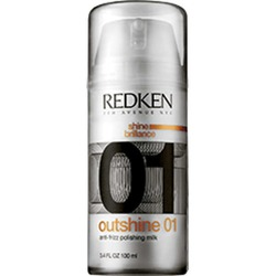 Redken Outshine 01 Anti-frizz Polishing Milk