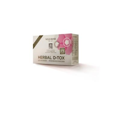 Wild Rose Herbal D-TOX