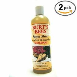 Burt's Bees Super Shiny Grapefruit & Suger Beet Shampoo