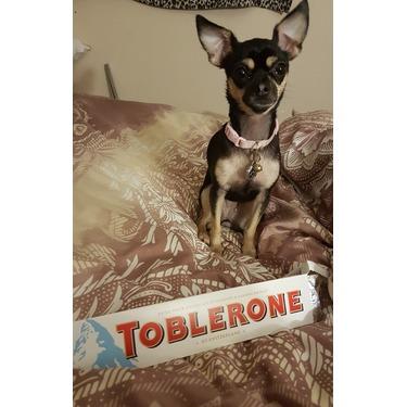Toblerone White Chocolate
