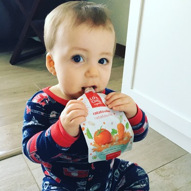 Love Child Organics Purée