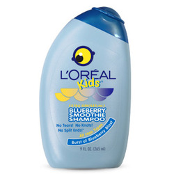 L'Oreal Kids Blueberry Smoothie 2-in-1 Shampoo