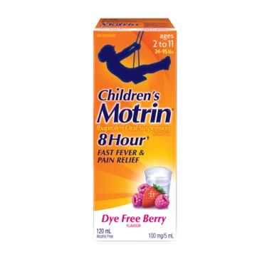 Children's MOTRIN Oral Suspension