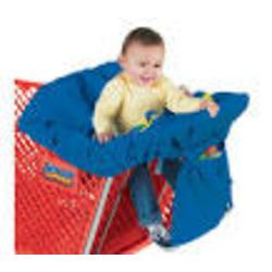 Jolly Jumper Shopping Cart Cover