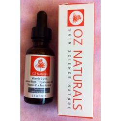 OZ Naturals Vitamin C Serum