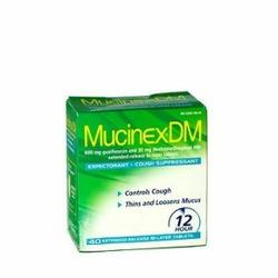 Mucinex Cough Suppressant