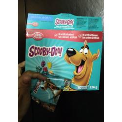 Betty Crocker Scooby Doo Fruit Flavoured Snacks